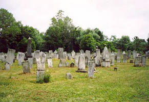 Florida Reformed Church Cemetery